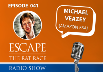 EP41: Michael Veazey –  Using Fulfilment by Amazon to Launch your own Ecommerce Business