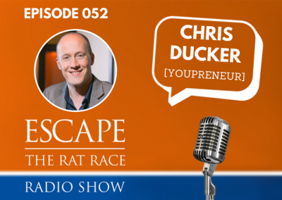 EP52: Turning Your Personal Brand Into Your Dream Business, with  Chris Ducker
