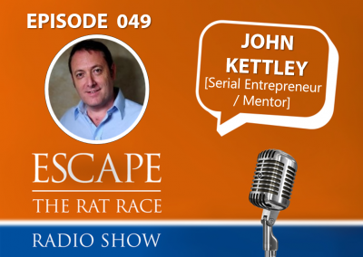 EP49: What does 'winning' mean to you?, with John  Kettley