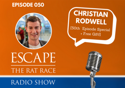 EP50: Special 50th Episode + Free Gift!, with Christian Rodwell