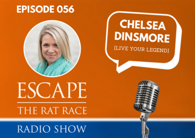 EP56: How To Align Your Life With Your Career, with Chelsea Dinsmore