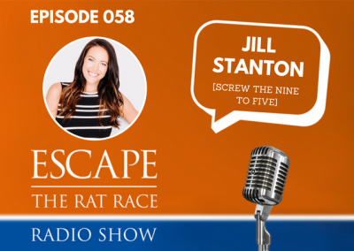 EP58: How To Increase Your Website Traffic, with Jill Stanton
