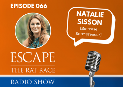 EP66: What Exactly Is A Lifestyle Business?, with Natalie Sisson