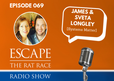 EP69: Why You Must Amplify What's Working In Your Business, with Sveta & James Longley