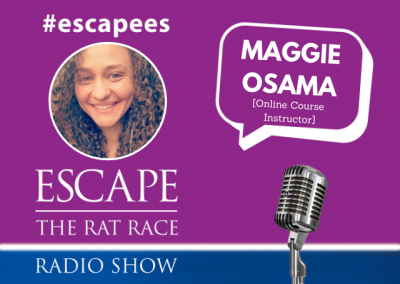EP74: #Escapees – Maggie Osama, Online Course Instructor